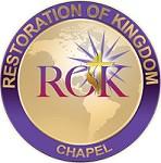 Restoration Of Kingdom Chapel