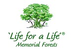 Life For A Life Memorial Forest And Gardens